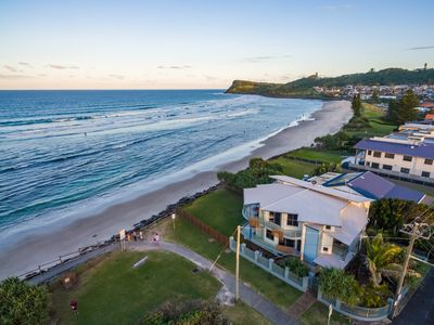 Photo for SANBAH-Lennox Head-Beachfront