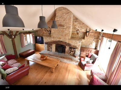 Photo for Amazing barn , minutes from sculpture park and cannon hall .
