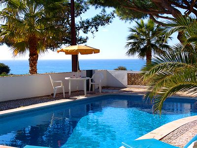 Photo for STUNNING VALE DO LOBO VILLA. SEA VIEWS!! CLOSE TO BEACH W138