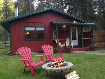 Photo for A Cabin at Rock Creek Montana