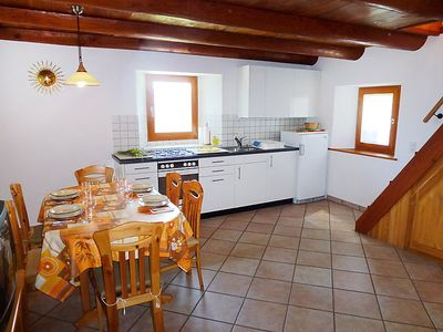 Photo for Vacation home Cà du Papa 2 in Intragna - Centovalli - 4 persons, 2 bedrooms