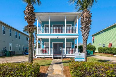 Seahouse Escape - A terrific beach house in Crystal Beach, Destin, Florida.