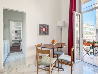 Photo for Art & Design Apartments - Trastevere Marble Studio Apartment for 2/3 guests