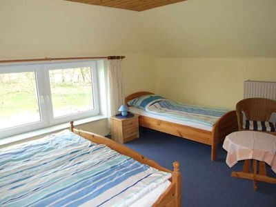 Photo for Room 5 Triple Room - Pension Bed & Breakfast behind the North Sea dike