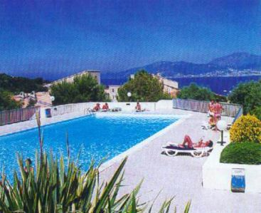 Photo for 1BR Apartment Vacation Rental in Grosseto-Prugna, Corse