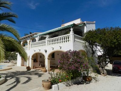 Photo for Holiday house Calpe for 10 persons with 5 bedrooms - Holiday house