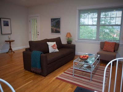 Photo for Beautiful Freeport Village, 2 bedroom townhouse.