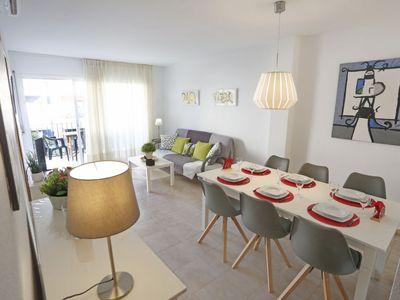 Photo for Apartment Carme 3  in Cambrils, Costa Daurada - 4 persons, 2 bedrooms