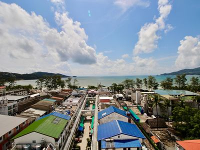 Photo for Sea View Condo in Patong with Large Balcony