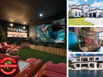 Photo for W291- 7 Br Luxury Villa With Drive-In Home Theater