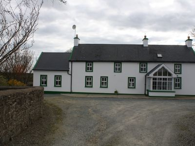 Photo for 4BR Farmhouse Vacation Rental in Shielbaggan, Ramsgrange, County Wexford