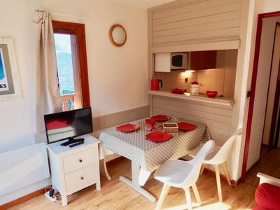 Photo for Apartment Valfréjus, 2 rooms, 4 persons