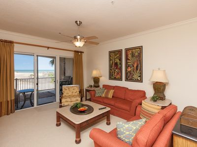 Photo for New offering - Unit 134 - 3rd floor ocean and golf views - Summer Specials !!