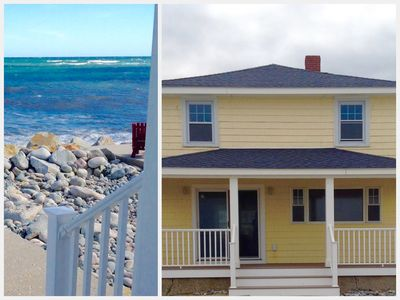 Photo for Oceanfront * Newly Renovated * Scituate