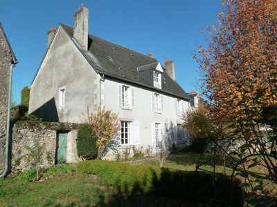 Photo for Beautiful old house in Argenton sur Creuse (Indre)