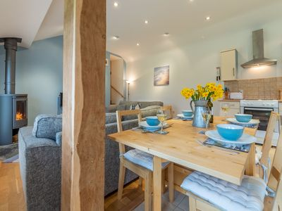 Photo for Pilgrims Rest is a delightful two bedroom barn conversion.