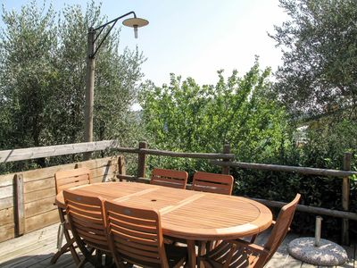 Photo for Beautiful apartment for 8 people with private pool, WIFI, A/C, TV and parking