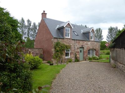 Photo for OLD MILL COTTAGE - Cosy Cottage in an Idyllic Spot Just 5 Miles from Kelso