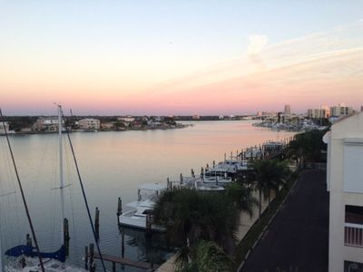 Photo for Clearwater Beach Luxury Waterfront Townhome Unit 6