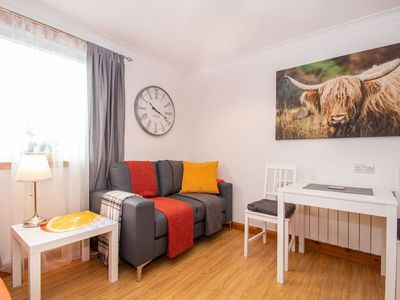 Photo for Great value in this modern Inverness studio apartment
