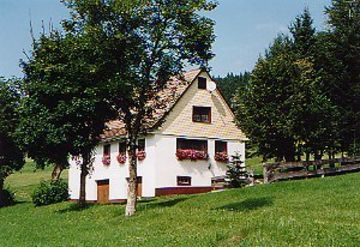 Detached, fully-furnished vacation home on a genuine Black Forest Farm