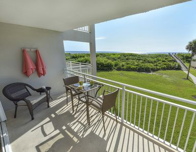 Photo for Oceanfront vacation condo, stunning views, beautifully renovated 2 bed 2 bath