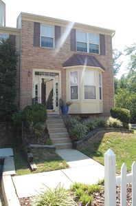 Photo for NEW LISTING 2018 - 2 bedroom, 2.5 bath townhome in Annapolis - valid for long term stays
