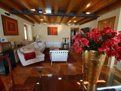 Photo for LUXURY HOME HOLIDAY IN THE HEART OF PROSECCO AREA