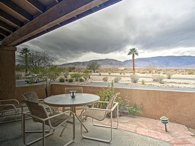 Photo for 1BR Townhome Vacation Rental in Borrego Springs, California