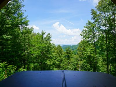 Photo for Beauitful View of Clingmans View  with Hot Tub and Wifi!
