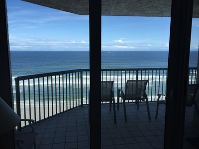 Photo for Beachfront 16th Floor Condo With Tons Of Room.