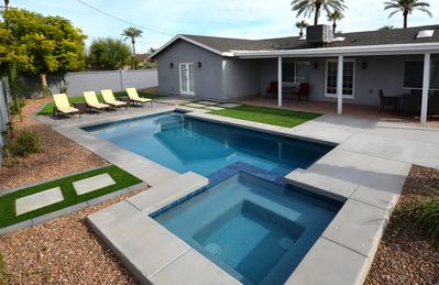 Photo for Newly Remodeled! Minutes to Old Town Scottsdale! Pool Heat Included!!!