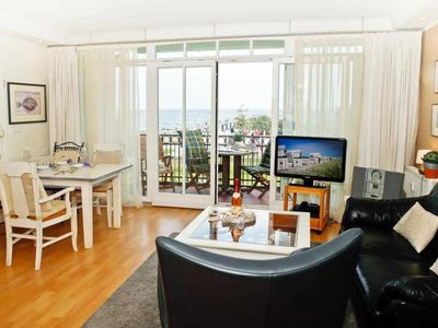 Photo for (184/2) 3 room apartment - direct lake view - Apartment house Atlantic