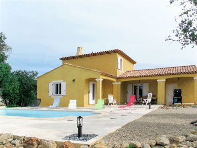 Photo for Vacation home La Renaudière (LOG165) in Lorgues - 6 persons, 3 bedrooms