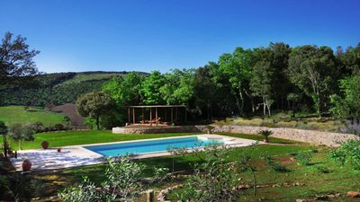 Photo for Luxury Villa with great Charm, A/C, Pool, Tuscany coast, close beaches & cities