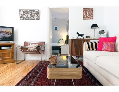 Photo for Retro Bondi Beach Garden Apartment