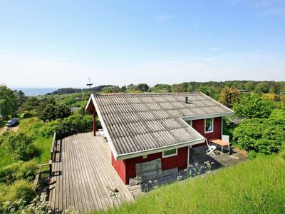 Photo for Vacation home Helgenæs in Knebel - 4 persons, 2 bedrooms