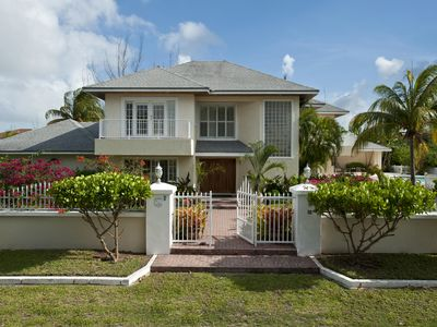 Photo for Lovely Compound w Pool, Block to Saunders Beach, Free Golf Round Ocean Club