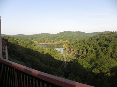Photo for Branson - Vacation Condo - View of Table Rock Lake - Near Silver Dollar Ciry