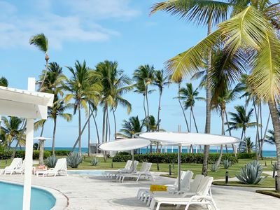 Photo for Relax Getaway Punta Cana BEACHFRONT Penthouse