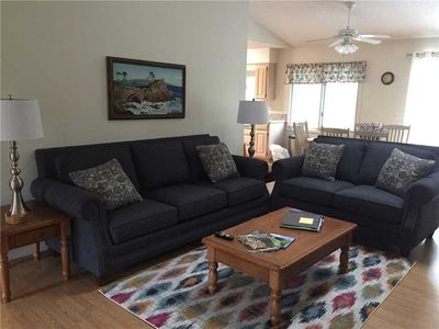 Photo for Nice three bedroom two bath located in the Highlands in Bella Vista