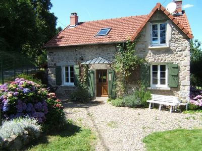 Photo for fully renovated traditional farm house - Arfeuilles - Montagne - Auvergne