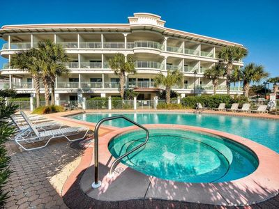 Photo for Sunny Dreams - Inn at Seacrest * Balcony * Pool/Hot Tub * Seacrest Beach Florida