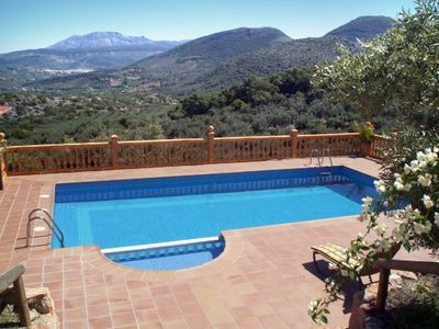 Photo for Self catering Cortijo Los Mármoles for 6 people