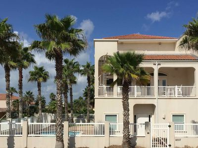 New Rental! Luxury 6 Bedrm Beach Home With Private Pool And Direct Beach Access