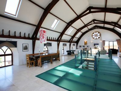 Photo for CAIRNS HOUSE- five bedroom church conversion & impressive contemporary interior