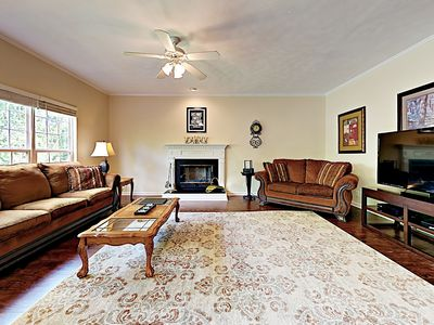 Living Room - Welcome to Nashville! Your rental is professionally managed by TurnKey Vacation Rentals.