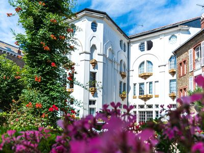 Photo for Large apartment heart of DINARD