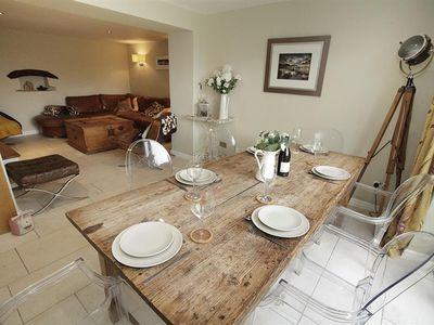 This beautiful holiday cottage is perfect for a family celebration offering outstanding accommodatio