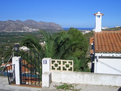 Photo for Holiday home off the usual hustle and bustle - an oasis of peace